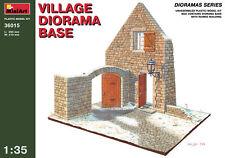 Miniart 36015 Village Diorama Base Scale 1/35