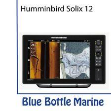 Humminbird Solix 12 CHIRP Mega DI + GPS CHO G2 (Control Head Only)