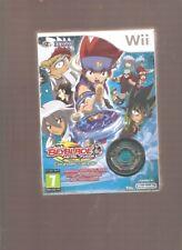 Beyblade metal fusion pour Nintendo Wii