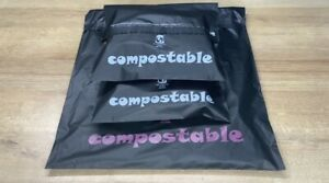 100% Compostable / Biodegradable Parcel Postage Mailing bags Self Seal bags
