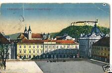 sl 065 1917 LJUBLJANA LUBIANA (Slovenia) Hotel Elefant - viagg FP