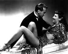 """New 8x10 Photo: Gary Cooper and Barbara Stanwyck Star in """"Ball of Fire"""", 1941"""