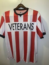 Beautiful USA Veterans by dirtylax  jersey mens Size XLarge Rare