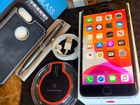 Apple iPhone 8 Plus (64gb) GSM Globally Unlocked (A1897) Black: MiNT {iOS13}86%