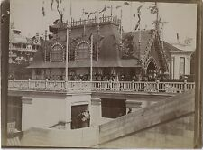 Messageries Maritimes Paris Exposition Universelle 1900 Vintage