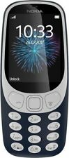 Nokia 3310 Retro Dual-SIM Handy - Dark Blue
