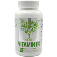 Universal Nutrition VITAMINA E 1000 - 50 Cápsulas-apoya el sistema inmunológico