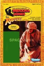 Sallah Indiana Jones RAIDERS OF THE LOST ARK (1981) Repro Cardback
