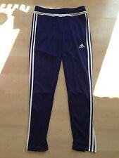 Original Herren Adidas Trainingshose blau Größe small Neu aus den USA