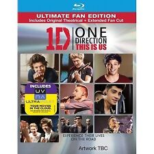 1d One Direction This Is US 2013 Concert Film UK Blu-ray