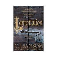 Lamentation by C. J. Sansom (author)