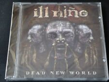 Ill Niño - Dead New World NEW CD 2010 NINO SOULFLY MUSHROOMHEAD HATEBREED ANKLA