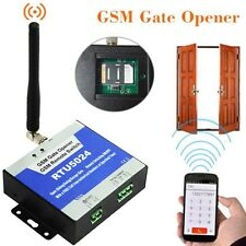 GSM Gate Opener Free Call Wireless Door Access by Phone Remote Control  RTU5024