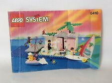 Lego System 6410 * Old Instruction Manual Only
