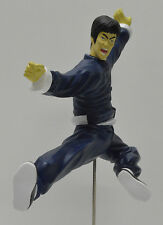 """Bruce Lee FIST OF FURY """"Flying Dragon"""" Action figure 1998 exclusive complete toy"""