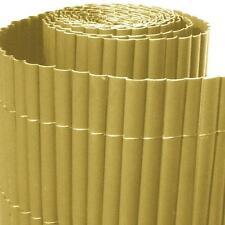 ARELLA STUOIA INCANNUCCIATA RECINZIONE GIARDINO PVC SINGOLA GIALLA 614/4 3x1,5MT