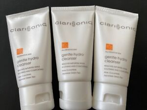 New Lot/3 Clarisonic Gentle Hydro Cleanser All/Sensitive Skin 1 oz. Travel Size