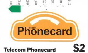 "TELSTRA $2 GENERIC RARE RARE "" 600 "" ISSUED PHONECARD PREFIX 4199484 USED  G2"