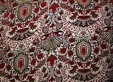 """100% SILK VELVET BURNOUT BURGUNDY AND BURGUNDY FABRIC 45"""" WIDE BY THE YARD"""
