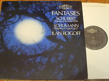 NIMBUS 2126 Schubert / Schumann Fantasies / Ilan Rogoff