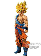 DRAGON BALL Z SUPER MASTER STARS PIECE GOKU TWO DIMENSIONS FIGURE. PRE-ORDER