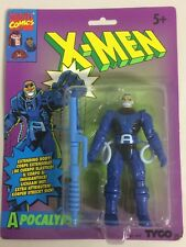 """rare APOCALYPSE 4"""" action figure from X MEN animated series TYCO new sealed 1993"""