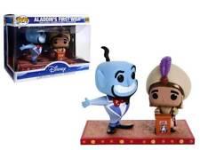 Aladdin's First Wish Genius + Aladdin Disney Pop! Funko Vinyl Figure n° 409