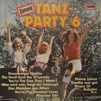 Chor Und Orchester Rudi Bohn Europa Tanzpart LP Comp Vinyl Schallplatte 156319