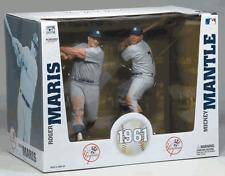 MCFARLANE MLB 1961 ROGER MARIS - MICKEY MANTLE NY YANKEES