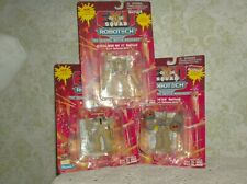 3 different  New 1994 Playmates Robotech Exo Squad Figures Excell & Carded