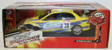 ERTL 1/18 Diecast Model Car Fast & Furious - 2002 Mitsubishi Evo VII - Yellow