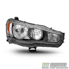 2008-2017 Mitsubishi Lancer EVO X Headlight Headlamp Replacement Passenger Side