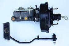 1967 68 69 70  Mustang Cougar Power brake booster master cylinder + pedal 033PA