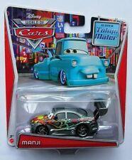 Disney Pixar Cars Toon  MANJI  Very Rare  Over 100 Cars Listed UK !!