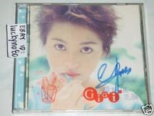 Gigi Leung Autograph cd Liang Yong Qi Xi Lian Wash Face