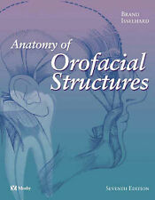 Anatomy of Orofacial Structures by  Isselhard &  Brand Paperback