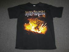 Iced Earth - The Crucible of Man: Something Wicked L Size Large T-Shirt new