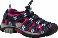 McKinley Kinder Freizeit-Trekking-Sandale Vapor 2 JR blau lila 185225 920