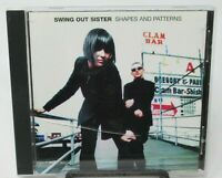 SWING OUT SISTER: SHAPES & PATTERNS MUSIC CD, 13 GREAT TRACKS, MERCURY RECORDS