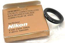 Nikon Eyepiece Correction Lens -2.0 - F3 HP, F3 T, F4, F100, F90X, N90S, F801S