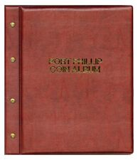Coin Album for Australian $1 With 6 56-Pocket Pages Expandable - Port Phillip