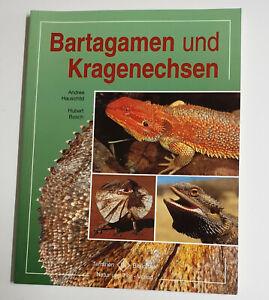 Bartagamen und Kragenechsen - Hauschild - Terrarien Bibliothek