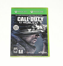 NEW Cod Ghosts Combo Xbox one xbox 360 Call of Duty Full Game Download Kids Gift