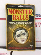 Universal Monster Balls DRACULA Illco Mad Balls NIP Vintage