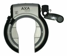 AXA Defender Bicycle Lock -£21.77- eBike - Sold Secure Silver - Cable Compatible