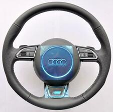New S Line Audi A4 A5 Q5 Q7 A3 A6 A8 TT steering wheel DSG PADDLES multifunction