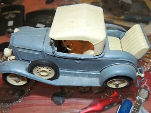 Hubley Toys  Ford Model A Convertible w/Rumble Seat Die cast Model USA