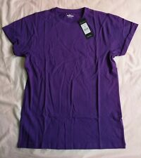 New Look Men's Purple Regular Fit T-Shirt Top Size S Small New With Tags