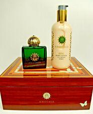 Epic Woman by Amouage  Perfume  100ml EDP Spray + 300ml Body Lotion  GIFT SET