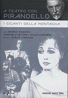 I Giganti della Montagna - A Teatro con Pirandello - DVD DL007811